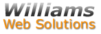 Website development provided by Williams Web Solutions